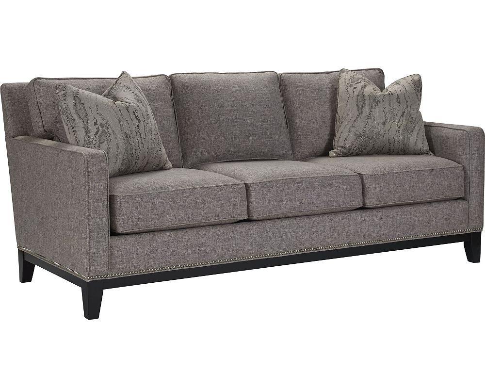 Markham Sofa Sofas Living Room Thomasville Furniture 78 In W X 38 D 35 H