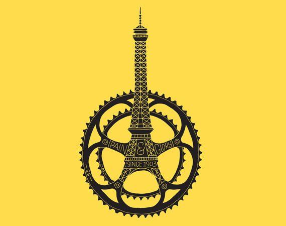 poster Tour de France 2013 #cycling #bike #bici