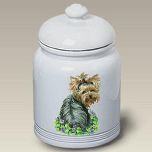 Pin By Jody Levine On Puppy Treat Jars Yorkshire Terrier