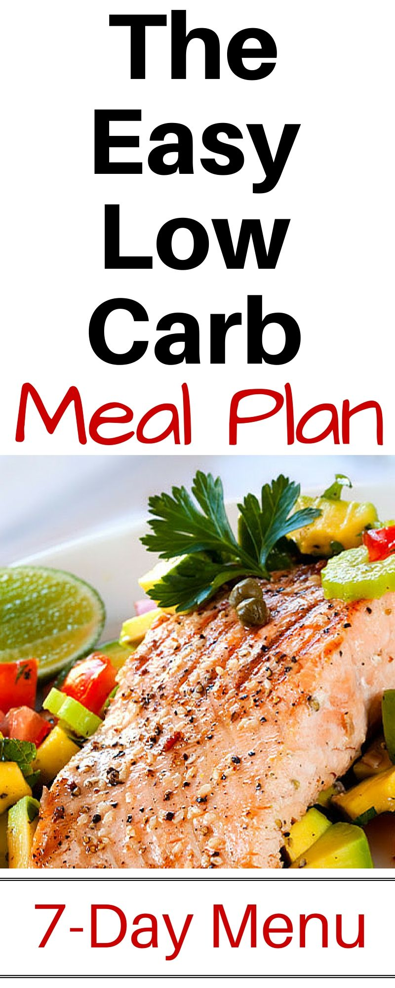 LowCarb Meal Plan Low carb meal plan, Low carb menus
