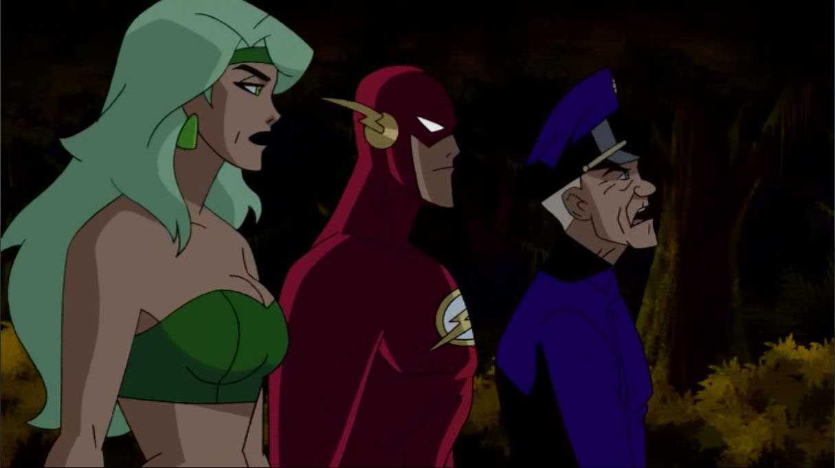 Fire Justice League Unlimited Superhero Art Justice League