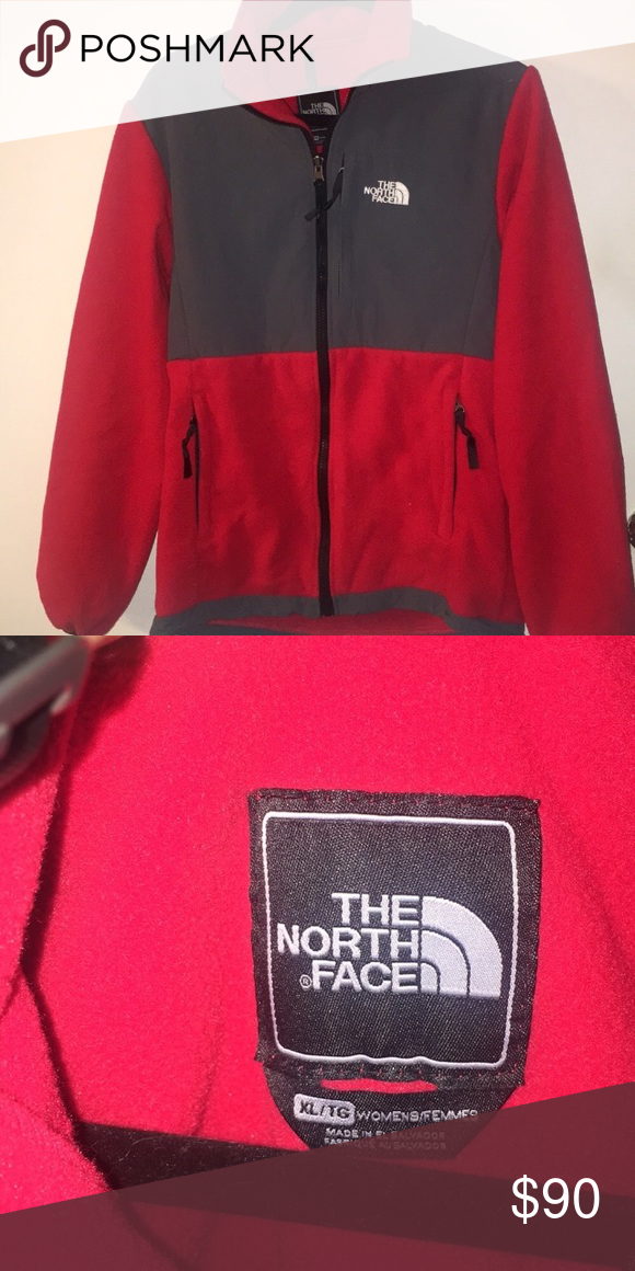 57d553907 North Face Denali XL in 2019 | The North Face | The north face ...