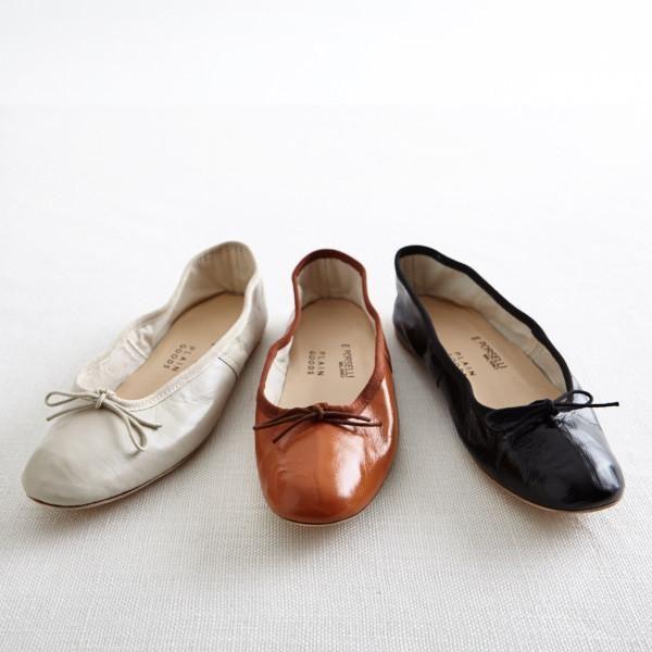 e porselli ballet flats