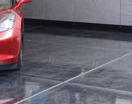 "A garage flooring options ideas and ""how to"" resource Learn about garage floor sealer epoxy coatings tiles paint mats garage floor repair and more - Best Garage Floor Epoxy"