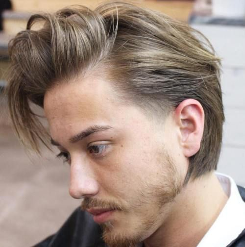50 Stately Long Hairstyles For Men To Sport With Dignity Long Hair Styles Men Straight Hairstyles Mens Hairstyles