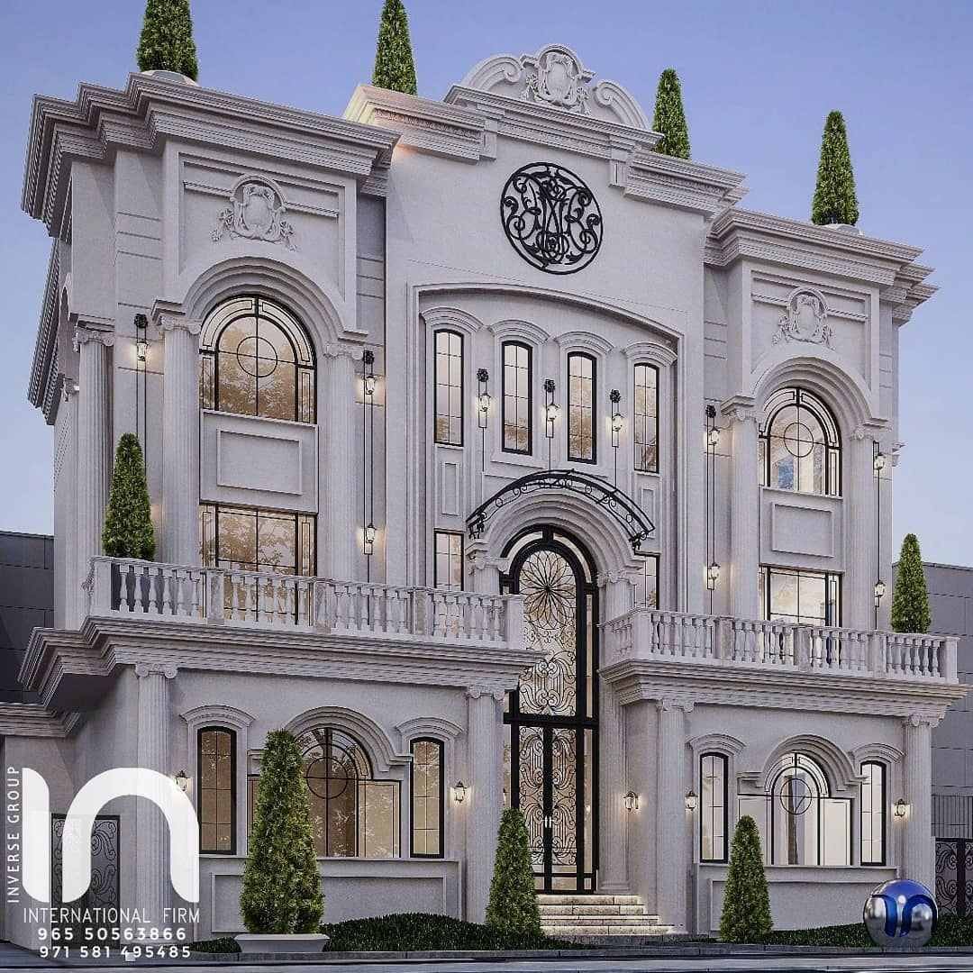 "INVERSE GROUP on Instagram ""Architectural Neoclassic Residence  By Inverse Group  design artist CreativeEnergy architecture homeinspo luxeliving beautifulhome…"" is part of Beautiful houses interior - 672 Likes, 1 Comments  INVERSE GROUP (@inversegroup) on Instagram ""Architectural Neoclassic Residence  By Inverse Group  design artist CreativeEnergy architecture…"""