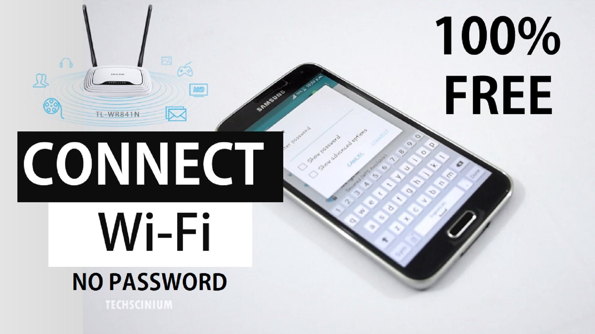 Connect any wifi without password 2016 iphone