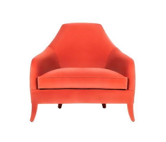 Margaret Armchair By Munna Lounge Chairs Armchair Fabric Armchairs Retro Armchair