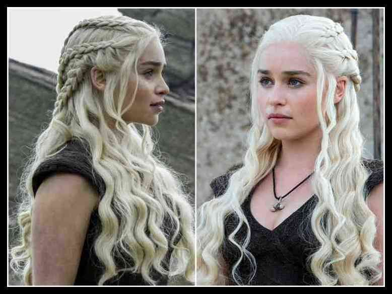10 Game Of Thrones Hairstyles For Women Ideas Pictures And Video Mrshairdesing Hair Styles Khaleesi Hair Long Hair Styles