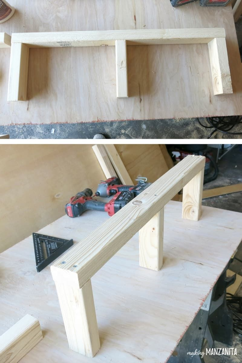 Magnificent How To Build Bathroom Floating Shelves For Extra Storage Download Free Architecture Designs Grimeyleaguecom