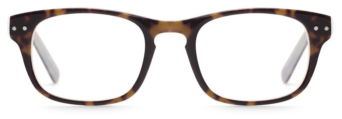 Meridian wayfarer style glasses