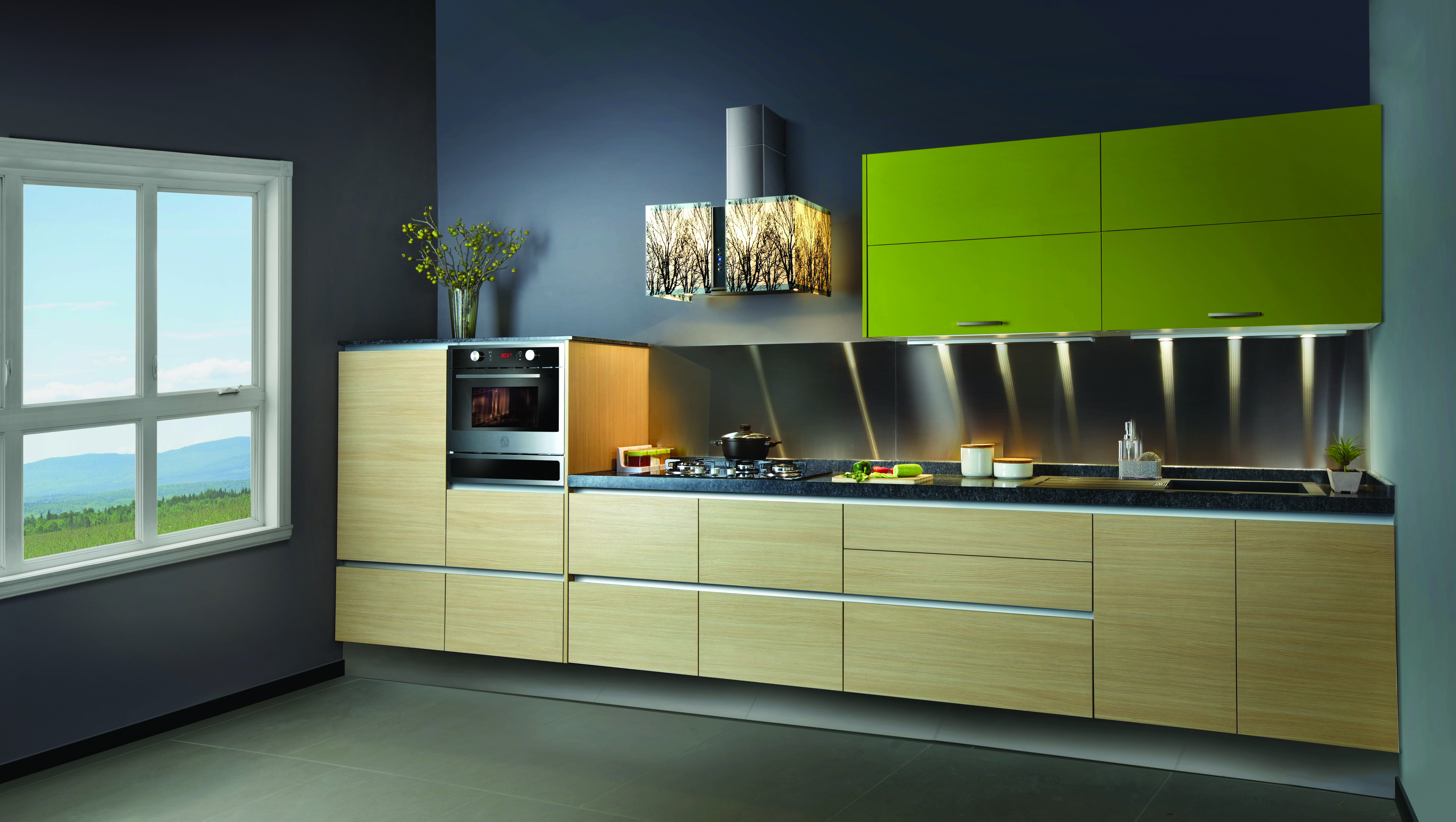 SLEEK Modular Kitchens Http://www.sleekkitchens.com/modular Kitchen