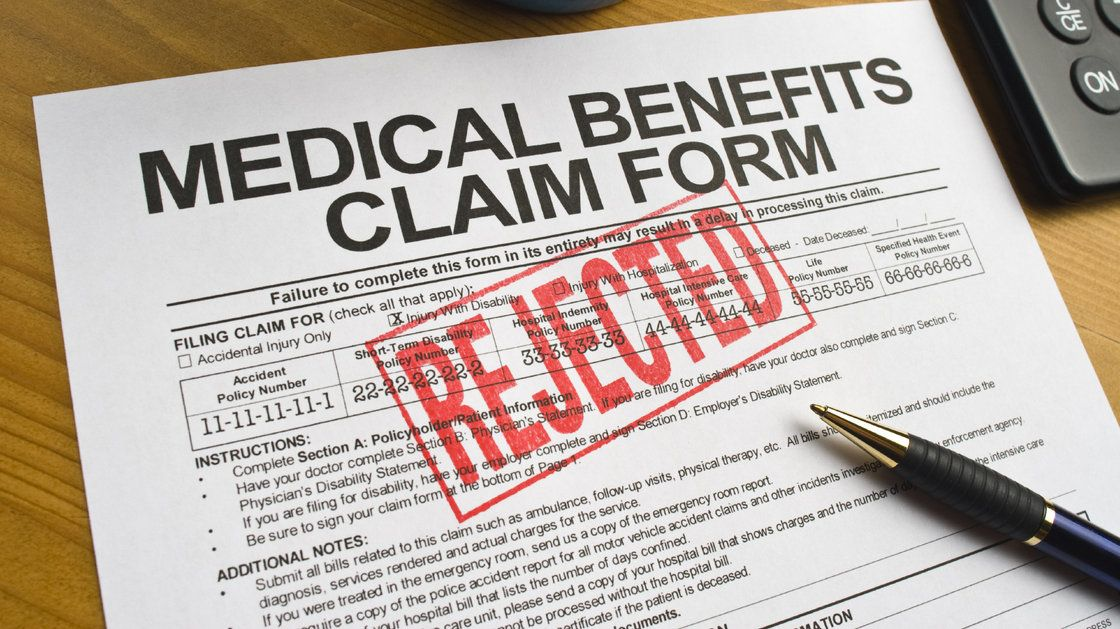 Patients Often Win If They Appeal A Denied Health Claim Medical