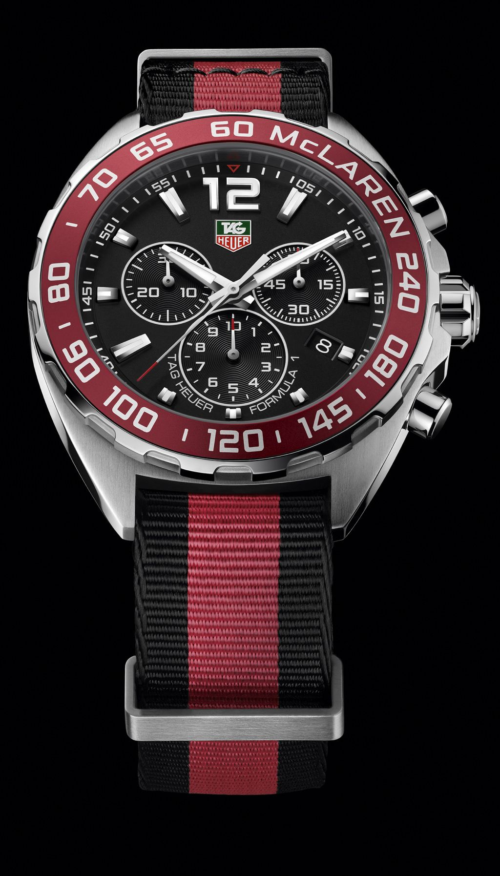 First Look: TAG Heuer Formula 1 McLaren Limited Edition | The Home