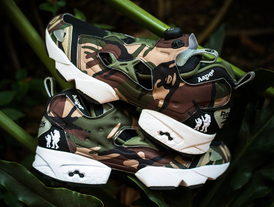 f33918391f7a Buy bape reebok pump fury   OFF41% Discounted