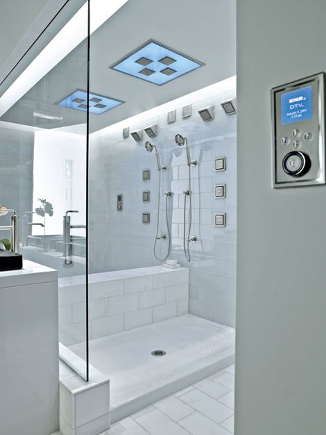 Kohler S Dtv Ii Shower Experience All At The Touch Of A Button