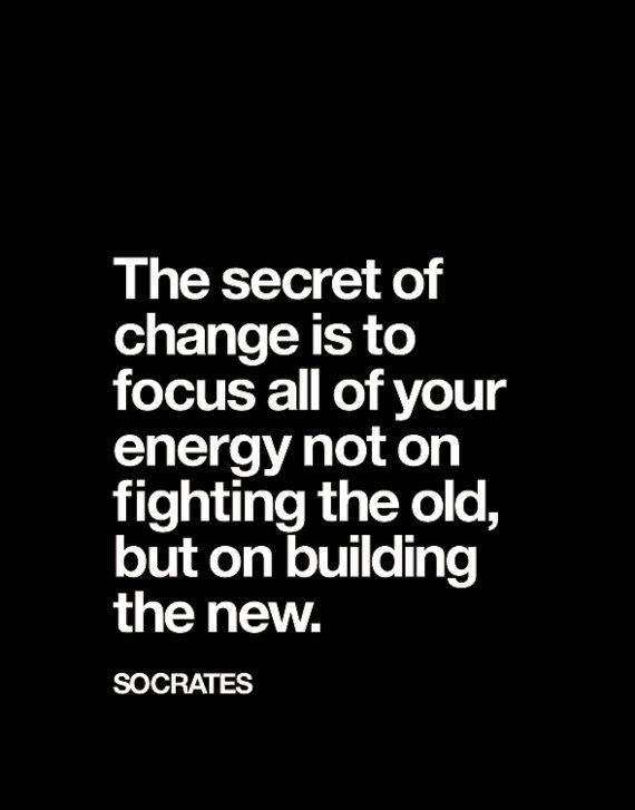 spreuken socrates Its time to focus on building :) Socrates Motivational Quote Wall  spreuken socrates