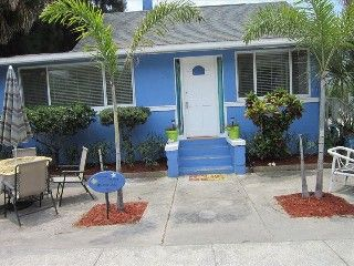 Berkeley Beach House on Pass a Grille BeachHoliday Rental in