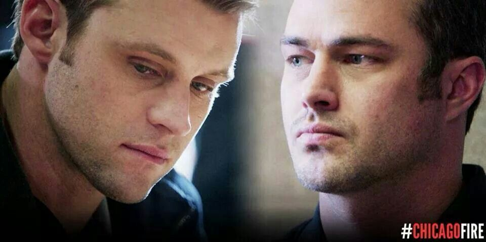 Casey and Severide