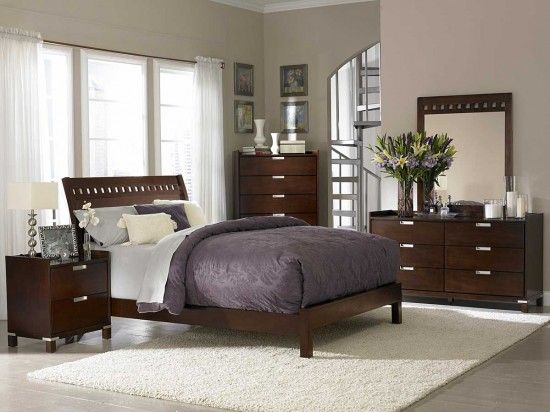 Soothing Warmth Brown Bedroom Master Bedrooms Decor Interior Design Bedroom Bedroom Interior