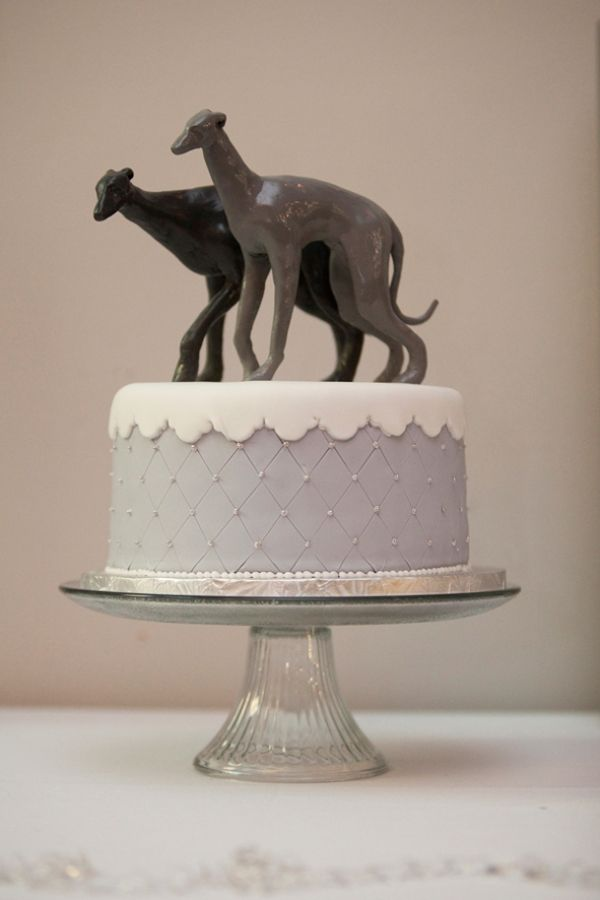 Greyhound Cake Toppers Wedding Wedding Cake Toppers
