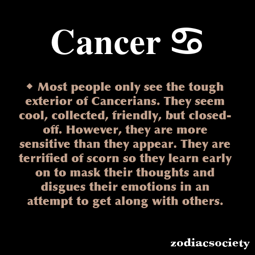 Zodiac Society (Search results for: Cancer)