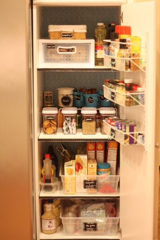 15 Stylish Pantry Organizer Ideas For Your Kitchen Pantry