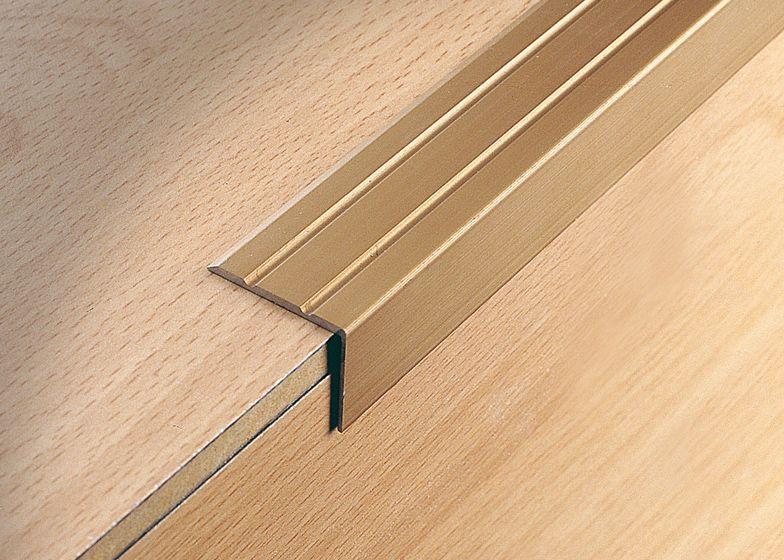 Aluminum Stair Nosing Aluminum Stair Nose Made By High Strength