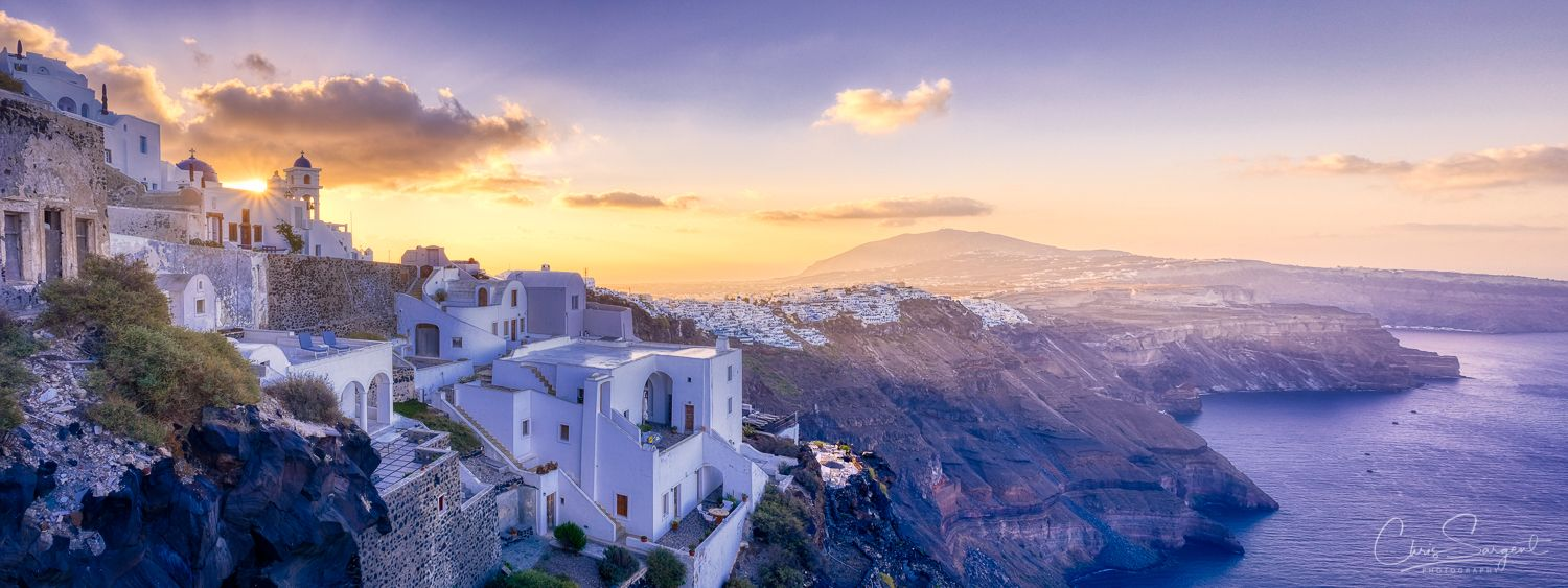 Fuji X-T3 - Santorini, Greece - Photography Guide | Fuji X