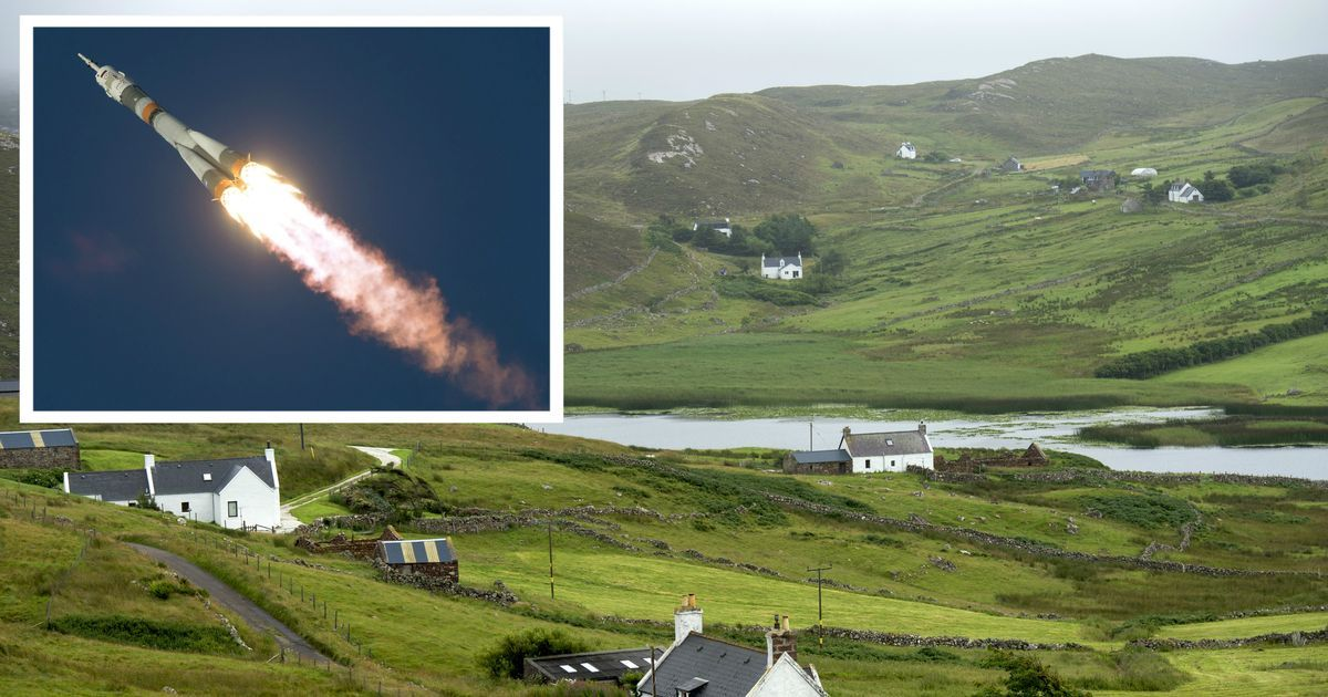 UK's first spaceport will be built at Sutherland in the