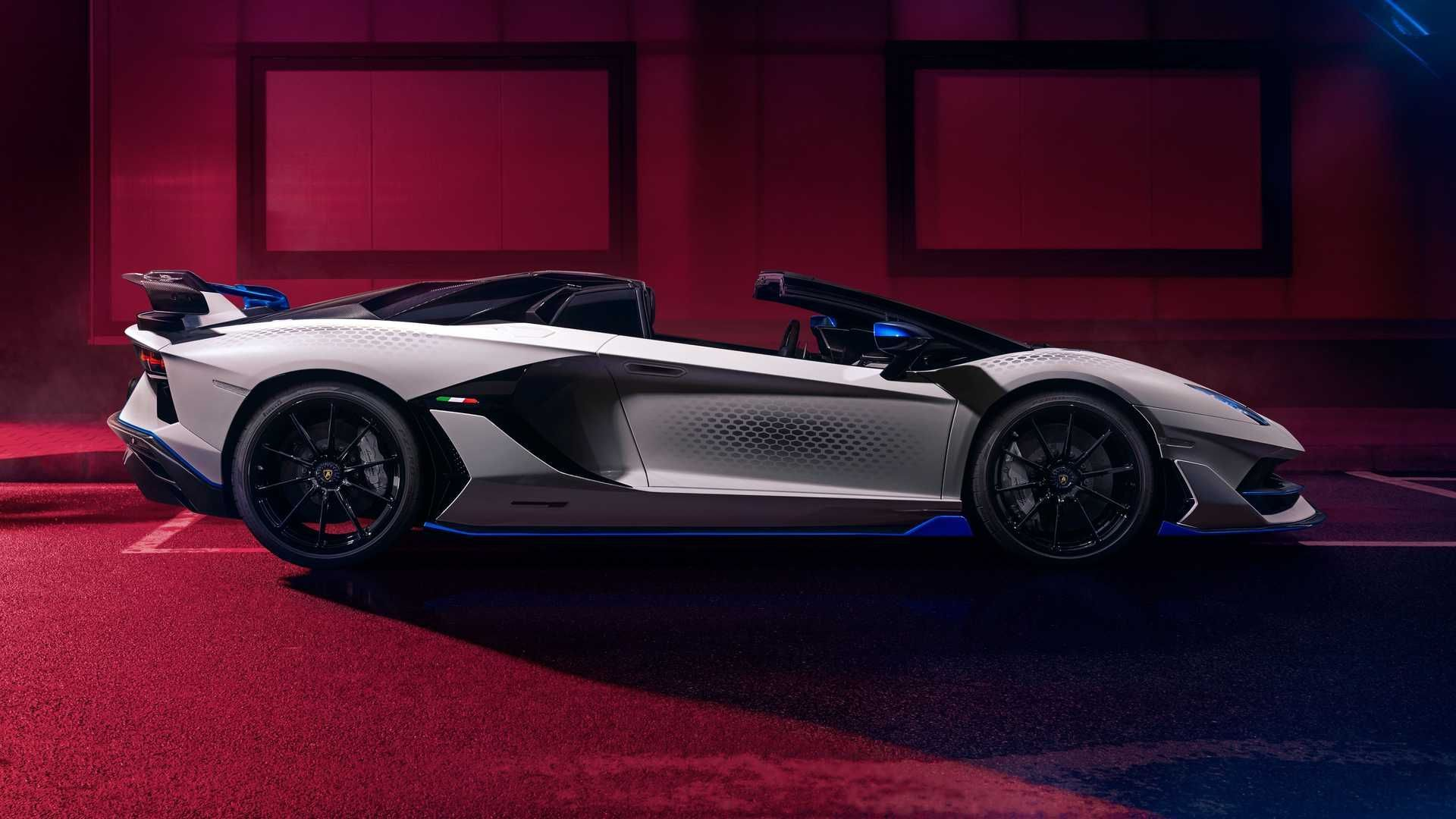 The Aventador SVJ Xago that only 10 people can