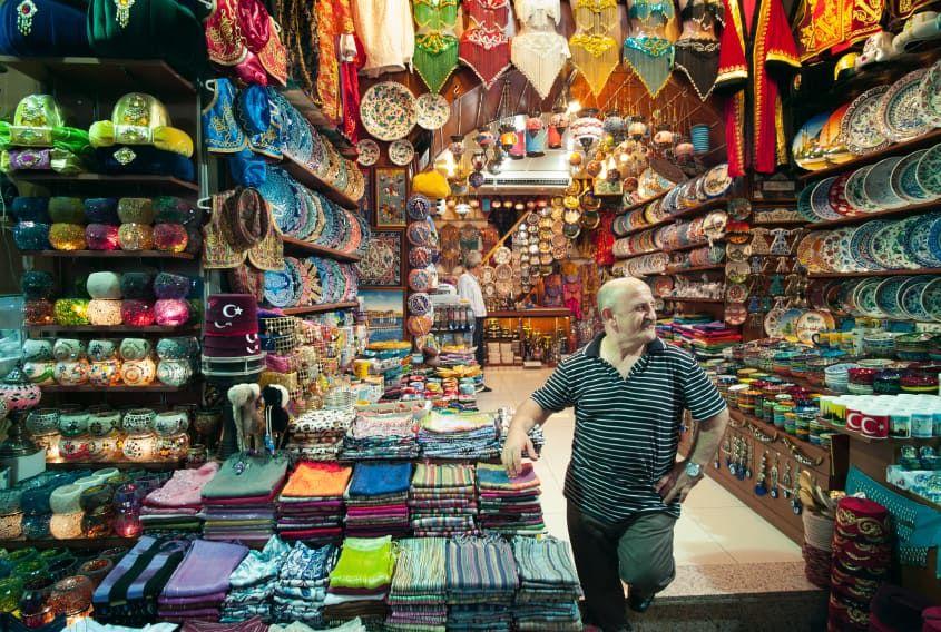 ما هي أفضل محلات بيع الجملة في تركيا موسوعة Grand Bazaar Istanbul Istanbul Istanbul Turkey