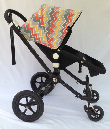 Bold Zig Zag Replacement Canopy or Hood for Bugaboo Cameleon Bee Old Bee Donkey & Zig Zag Boom custom hood for bugaboo stroller | Austyn | Pinterest ...