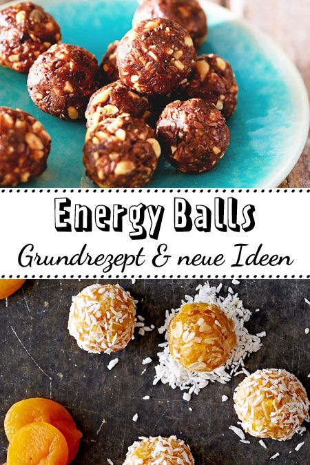 Photo of Energy Balls – recipes for true energy bombs