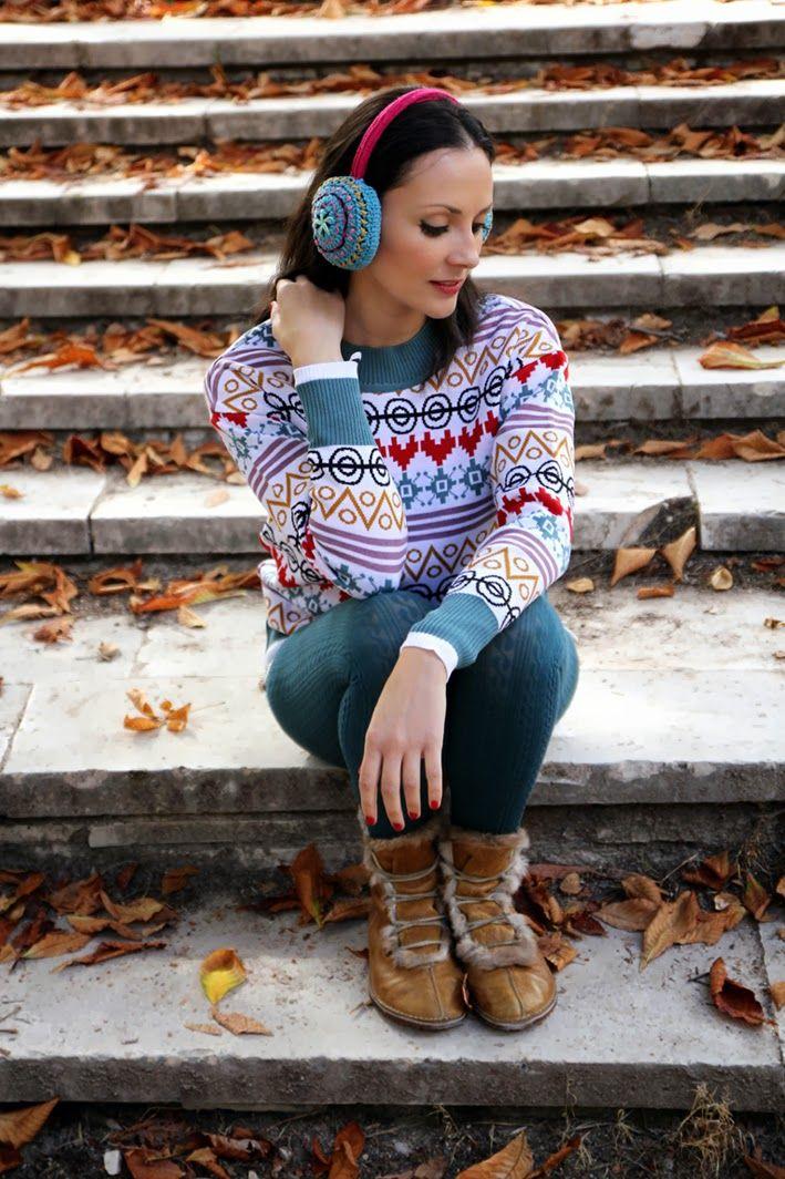 Sweater Grecas