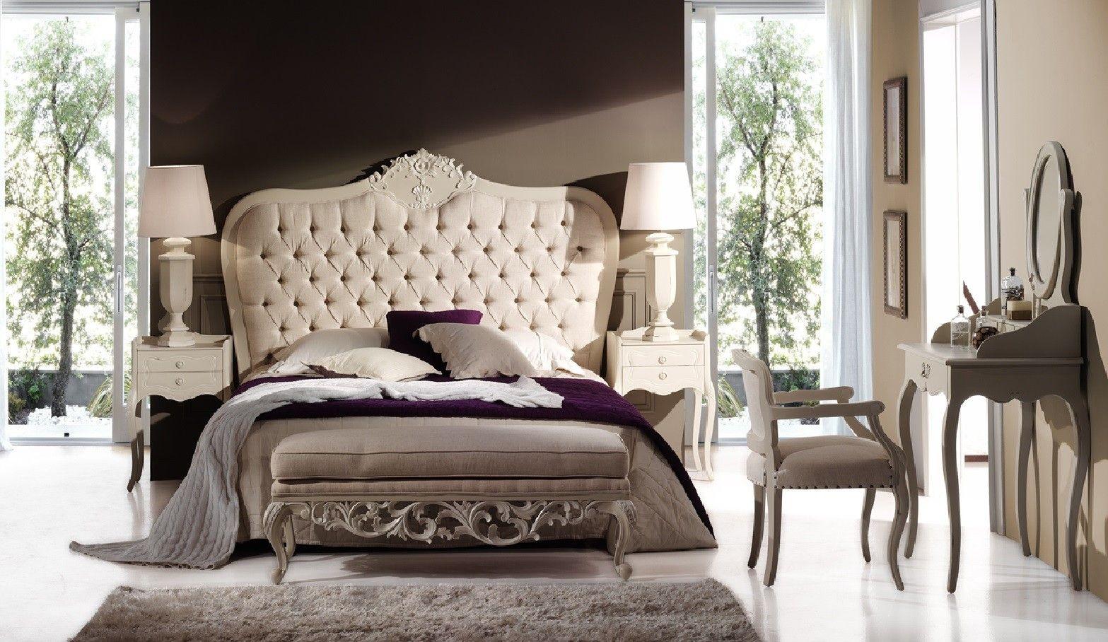 Dormitorio Vintage Blanco Robert httpwwwambarmueblescom