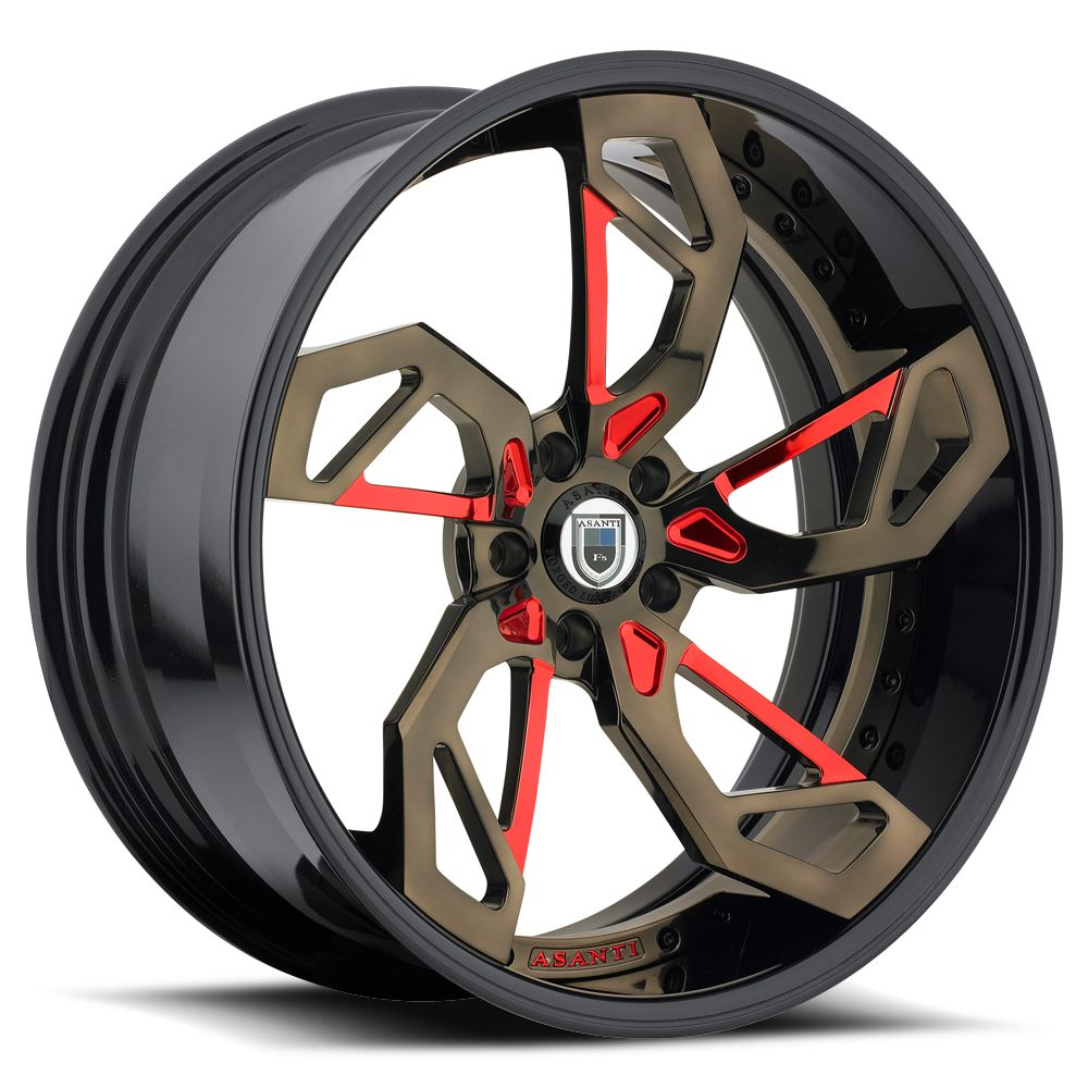Asanti 806 Wheel Rims Custom Wheels And Tires Car Wheels Rims