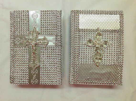 Biblia boda, quinceanera / Bible wedding, cotillion Swarovski crystals