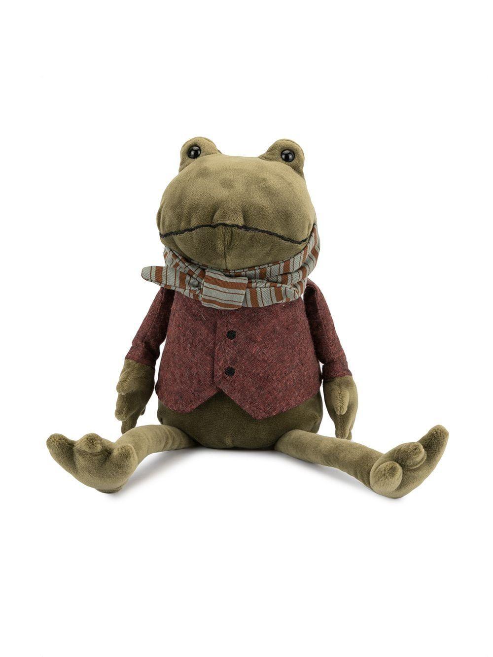 Jellycat Riverside Rambler Frog Plush - Farfetch in 2020 ...