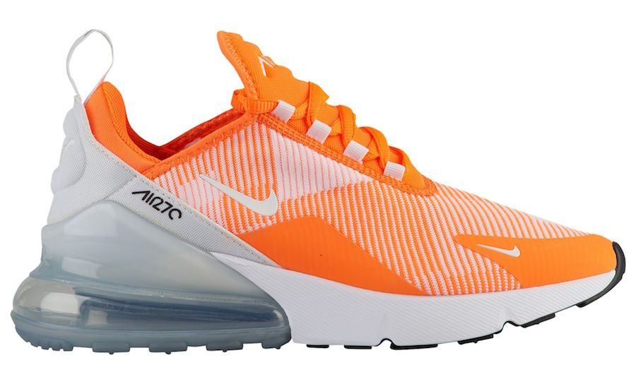 premium selection f0aee fc624 Nike Air Max 270 Total Orange AH6789-800 Release Date