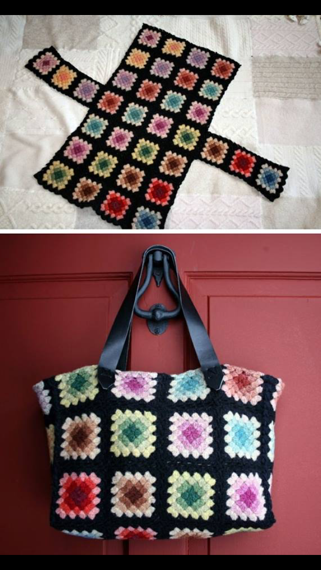 cb324a2e0963 Pin by Karen Bull on Projects to Try | Crochet, Crochet granny ...