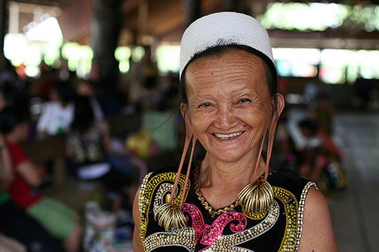 Image result for Dayak Women, Indonesia