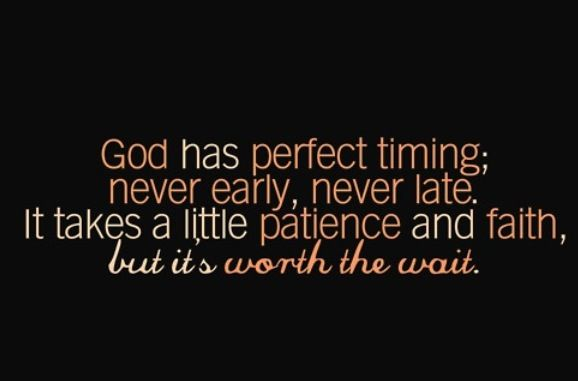 """Image result for THE SPIRITUAL BENEFITS OF WAITING ON GOD"""""""