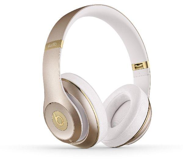 BEATS BY DR.DRE Beats Studio 2.0 - champagne - Cuffie audio  Bellissime queste cuffie Beats Studio 2.0 by Dr. Dre sono un prodotto pensato per la musica. Queste cuffie di alta gamma beneficiano del software DSP per offrire un ascolto audio molto vicino a quello di uno studio professionale.