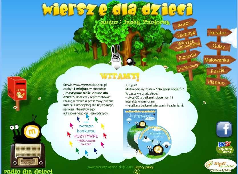 Wiersze Edukacja Wczesnoszkolna Edukacja I Język Polski