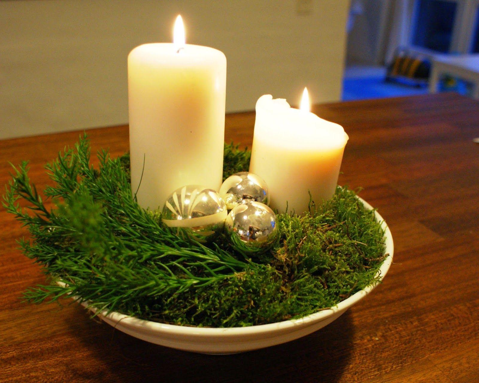 Fru Due: Julens dekorative indslag