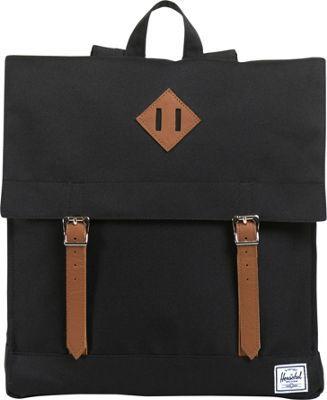 a607130808b Herschel Supply Co. Survey Backpack Black - via eBags.com!
