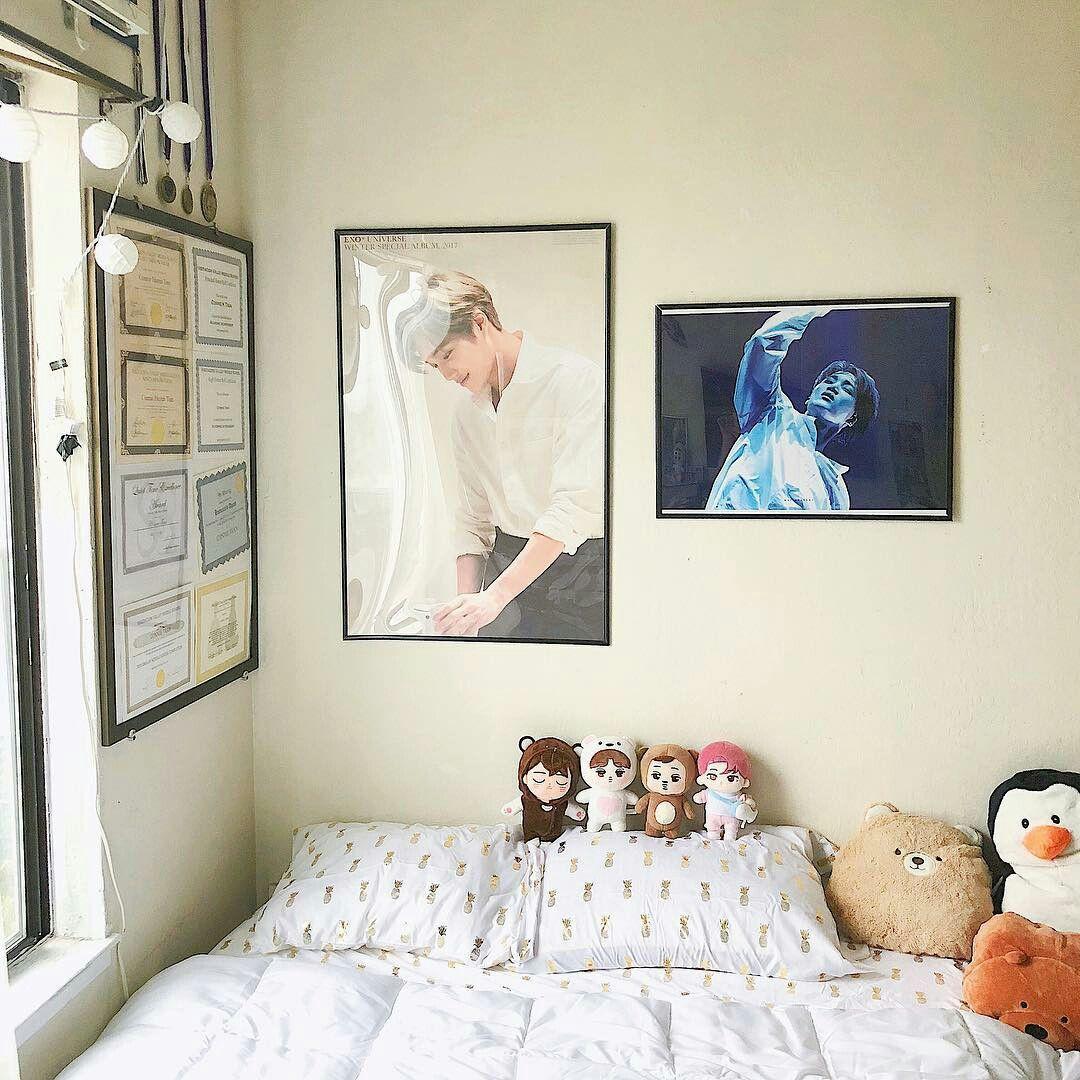 Pin oleh Shaly Pricilia di Bedroom di 2019 Dekorasi