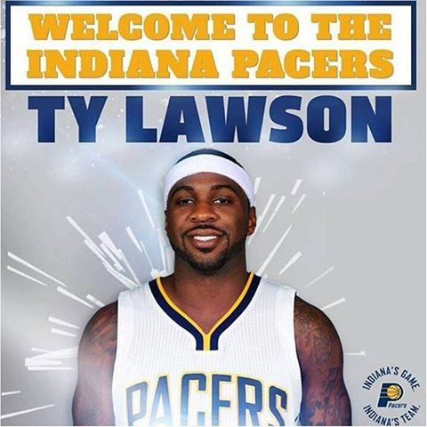 Lets Get It. - Ty Lawson 3/9/2016