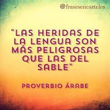 Resultado De Imagen Para Proverbios Arabes De Sabiduria Frases
